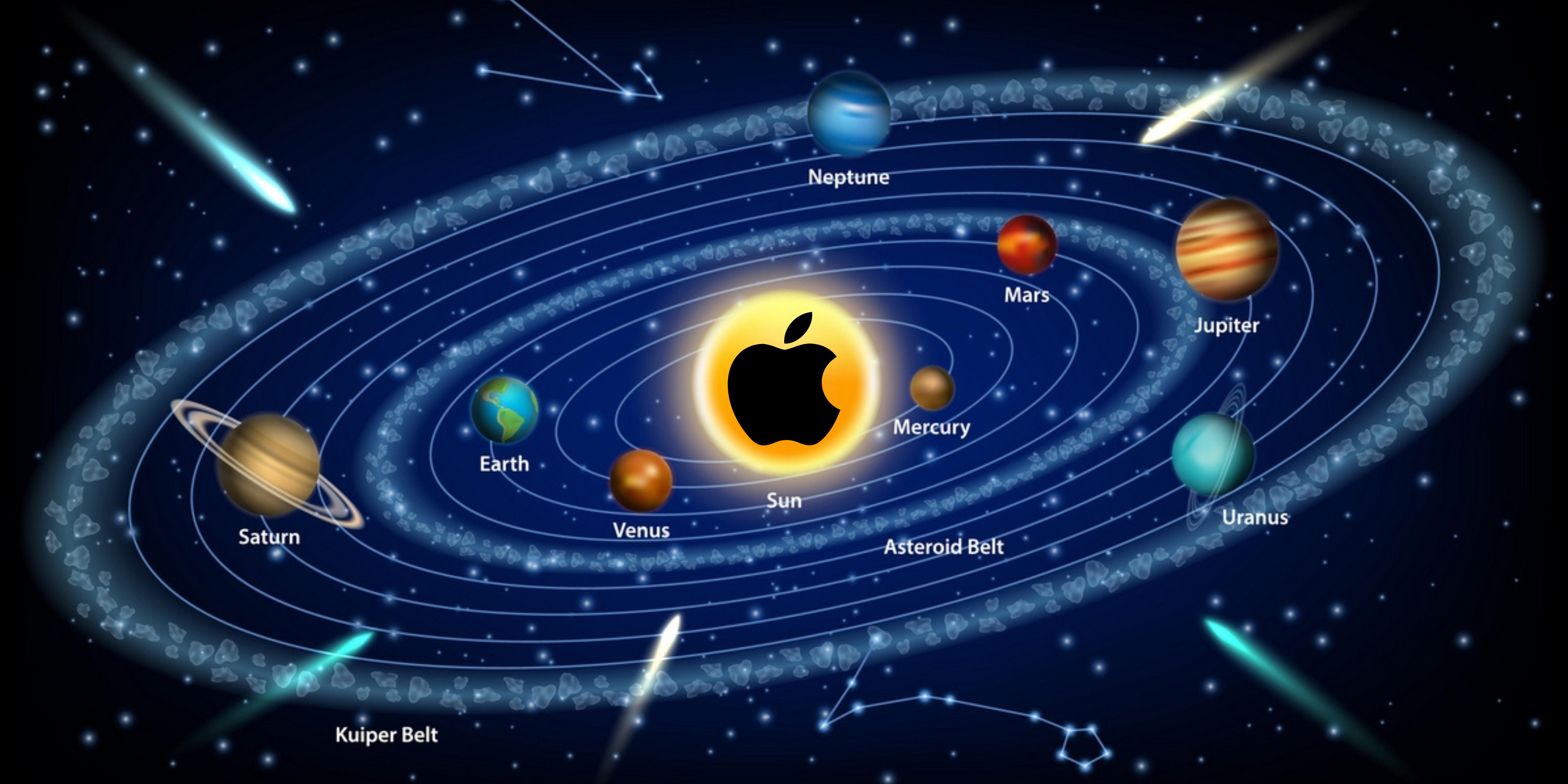 45 años de Apple